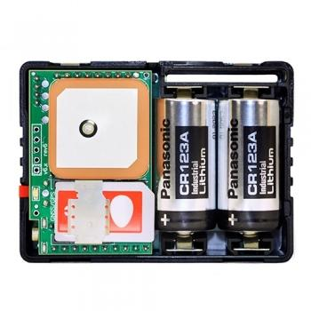 Внутренний вид GPS ГЛОНАСС маяк АвтоФон D